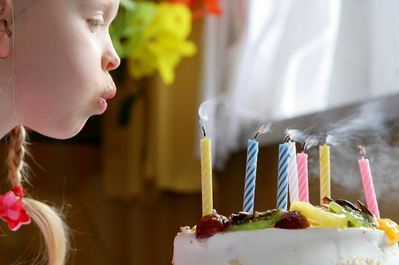 How To Capture the Perfect Birthday Photograph