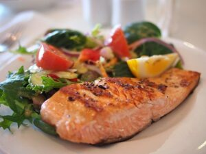 How a healthy seafood diet will actually make you lose weight!